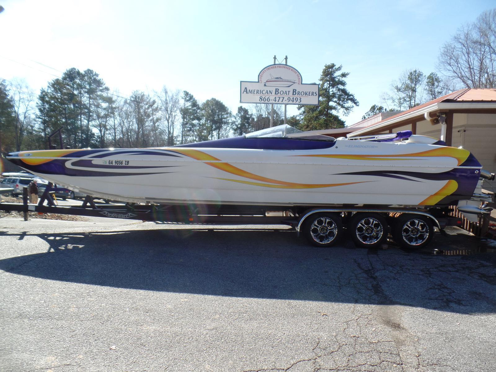 Eliminator Boats 30