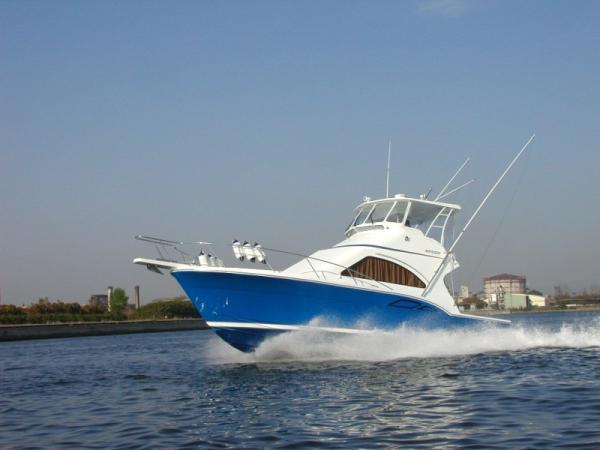 Carolina Spirit 400 Sportfisher