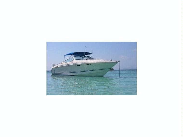 Sea Ray sea ray 370 venture