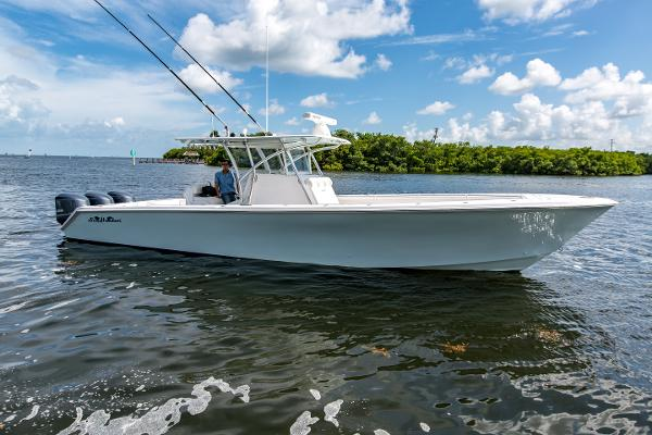 seahunter 37cc