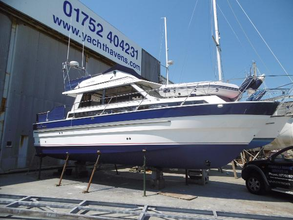 Hardy Seawings Flybridge