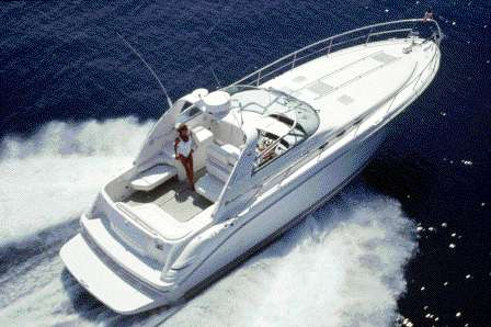 Sea Ray 370 Sundancer Manufacturer Provided Image