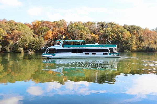 Navigator 18x78 Houseboat