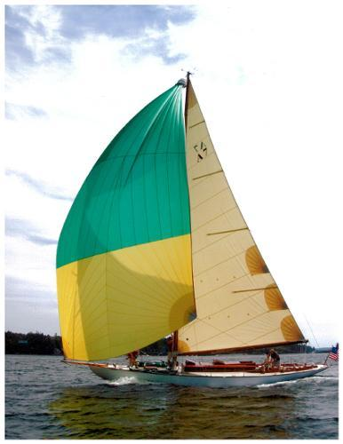 Herreshoff Buzzards Bay 30
