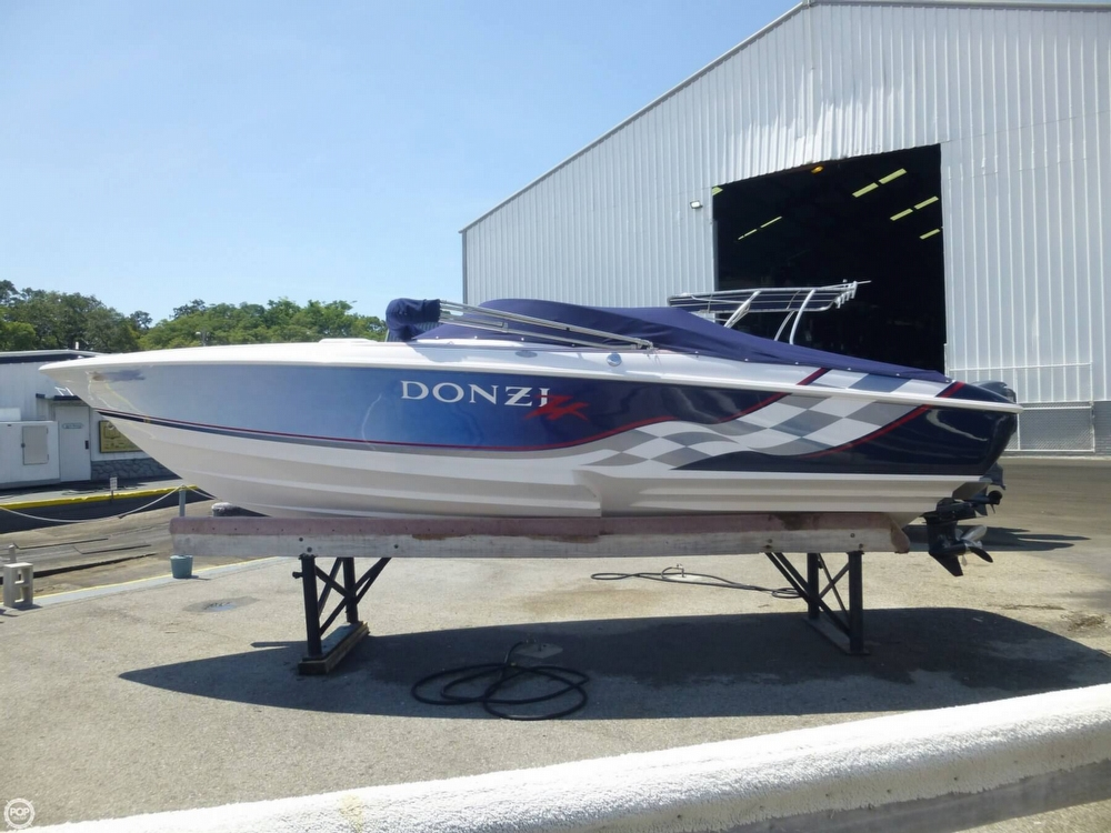 Donzi 22 Zx 2000 Donzi 22ZX for sale in Tarpon Springs, FL