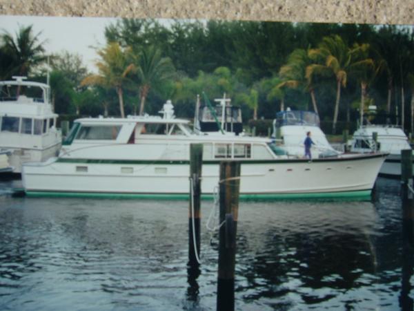 Burger  Pilot House Motor Yacht