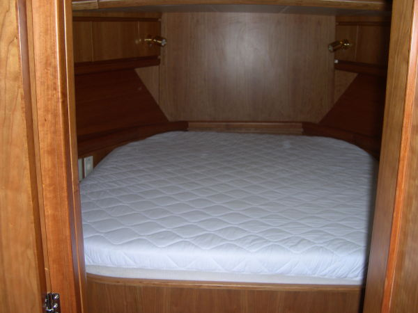 Centerline King Berth Master Stateroom