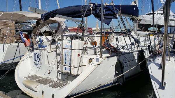 Beneteau Oceanis Clipper 473 Aleta