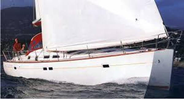 Beneteau 473 Underway
