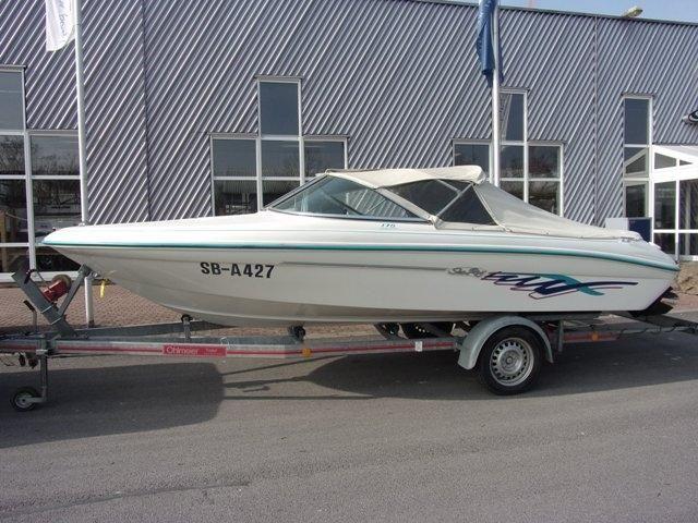 Sea Ray 172 Bowrider