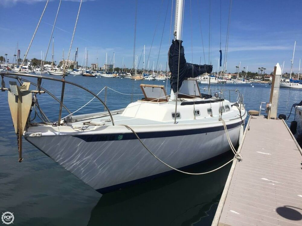 Ericson 35 MKII 1971 Ericson Yachts 35 for sale in Newport Beach, CA
