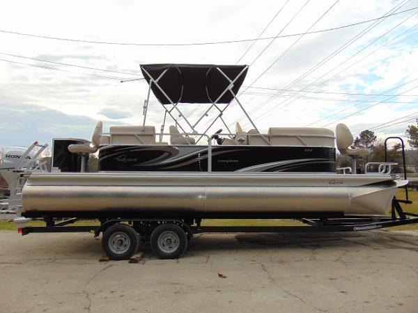 Apex Marine Qwest LS 820/22 RLS Fishtail