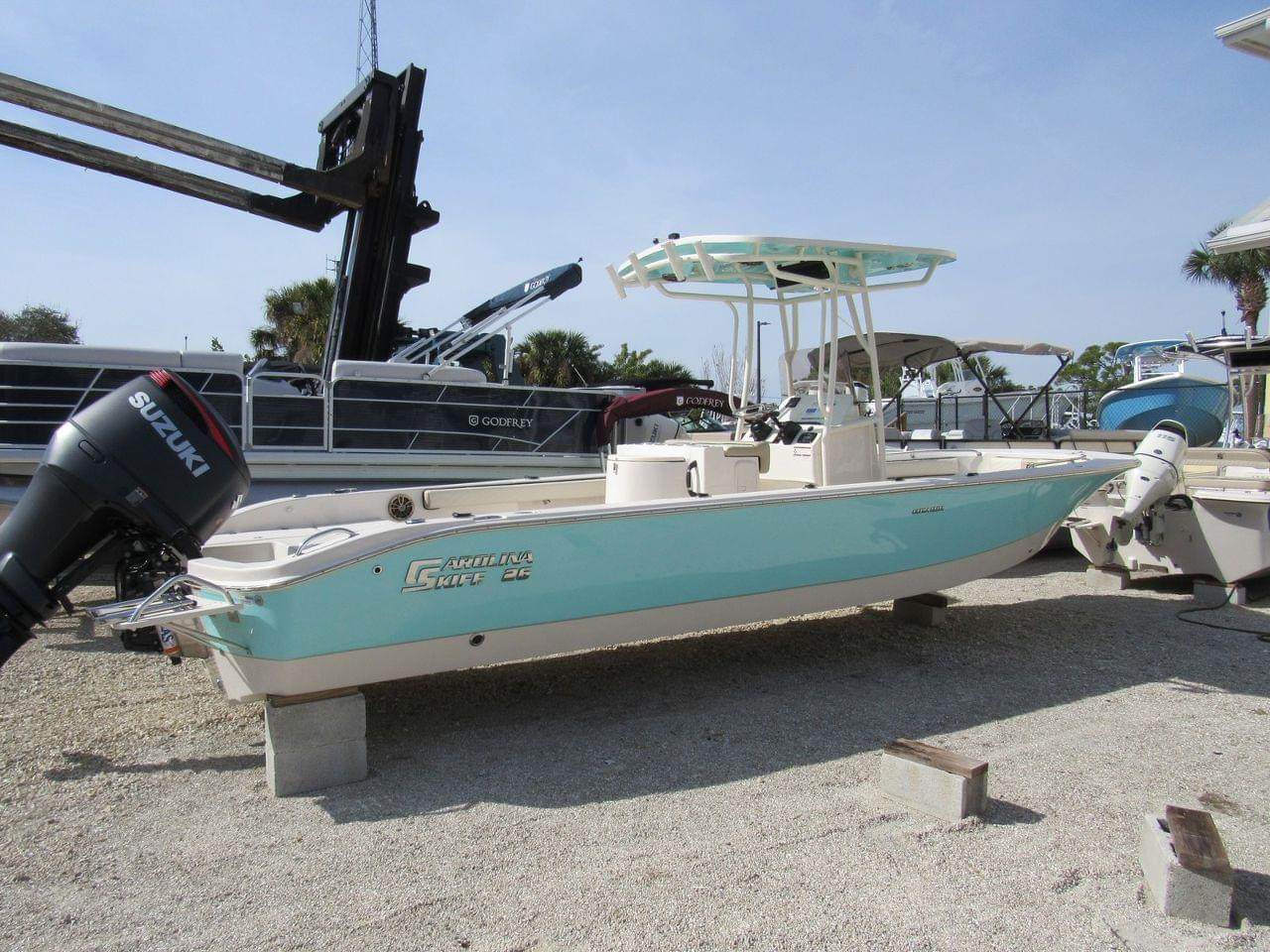 Carolina Skiff 26 Ultra Elite