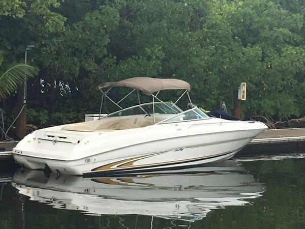 Sea Ray 260 Sundeck Sea Ray 26 Sundeck