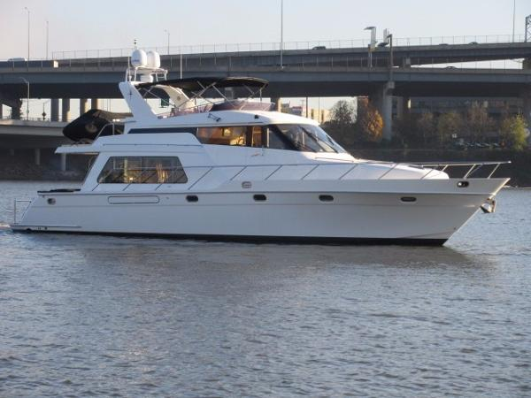 Pama Pilothouse MY (Stabilized!) Affordable yachting elegance and luxury!