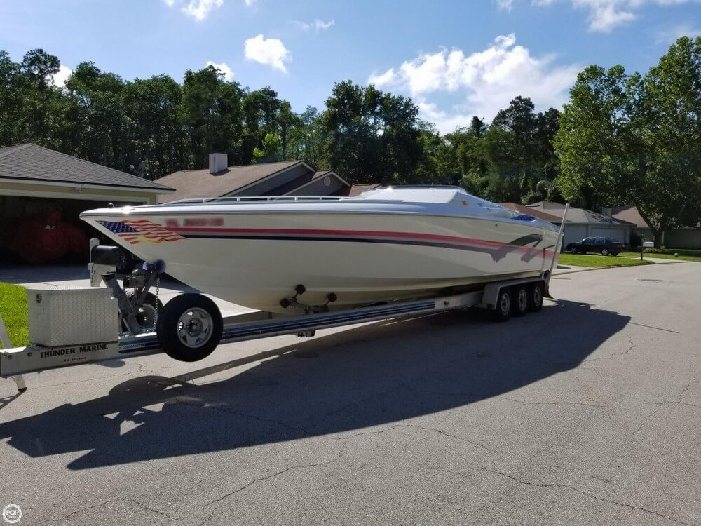 Baja 33 Outlaw 1999 Baja 32 for sale in Jacksonville, FL