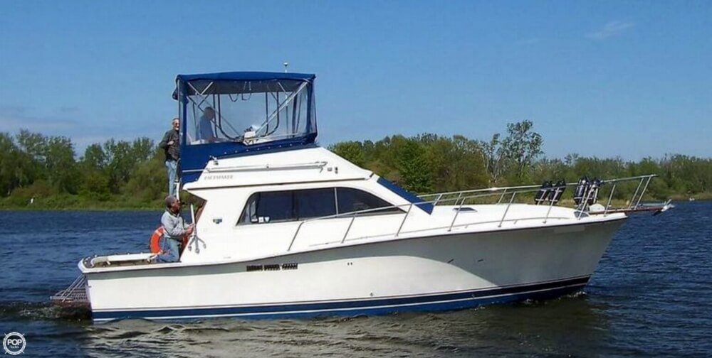 Pacemaker 36 Sportfish 1988 Pacemaker 36 Sportfish for sale in Erie, PA