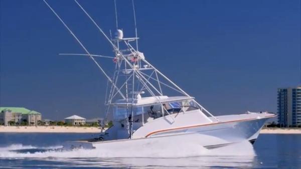 Buddy Davis Express Custom Carolina Seakeeper