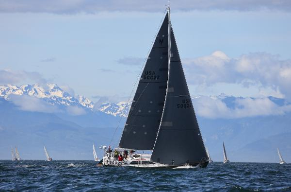 Morris 45 Swiftsure Race 2018