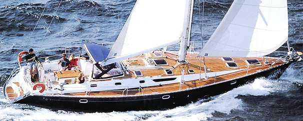 Jeanneau Sun Odyssey 52.2 Manufacturer Provided Image