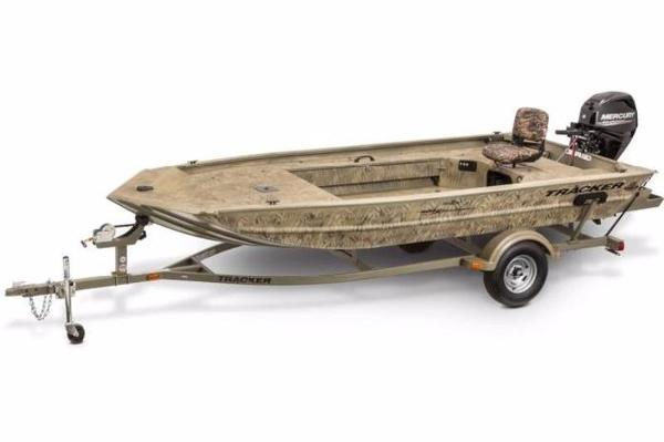 Tracker Grizzly 1654 Sportsman