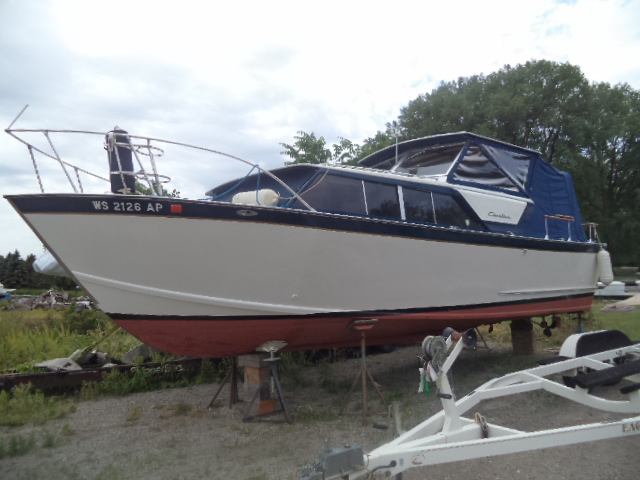Chris-Craft 30 CAVALIER