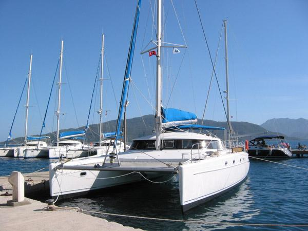 Fountaine Pajot Belize 43 MAIN