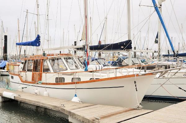 Nauticat 33 MKII Nauticat 33