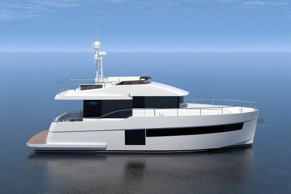 Sundeck Yachts 480