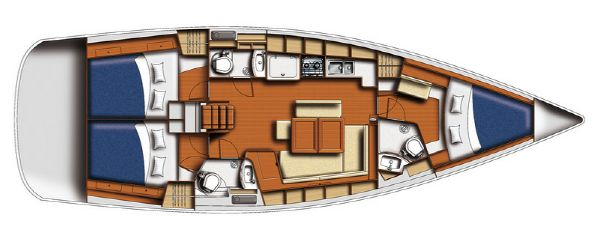 Moorings M43.3 Layout 1