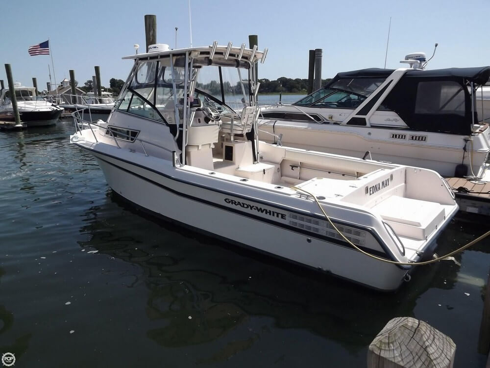 Grady-White 274 Sailfish 2000 Grady-White 274 Sailfish for sale in Branford,