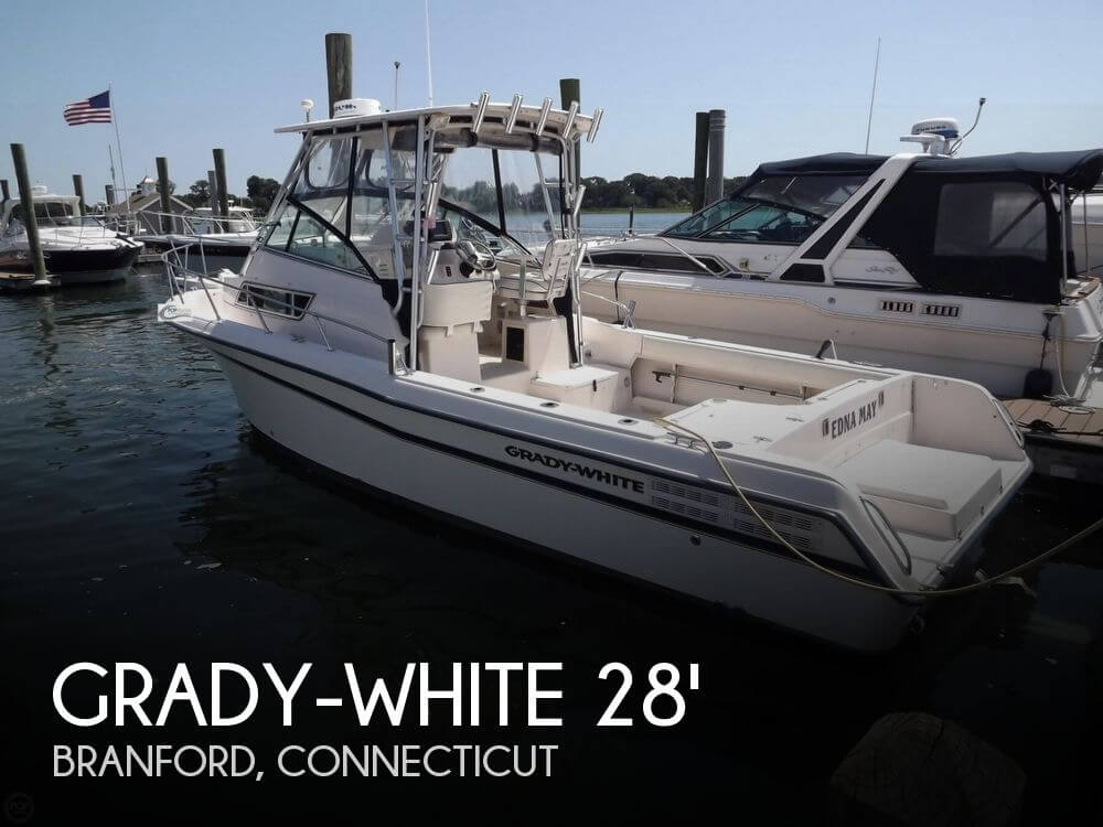 Grady-White 274 Sailfish 2000 Grady-White 274 Sailfish for sale in Branford, CT