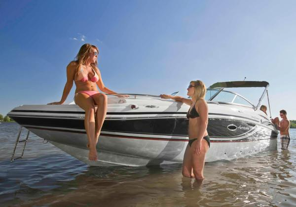 Hurricane SunDeck 2200 OB Manufacturer Provided Image
