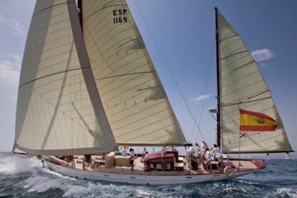 Classic Alfred Mylne 75' Bermudan Yawl