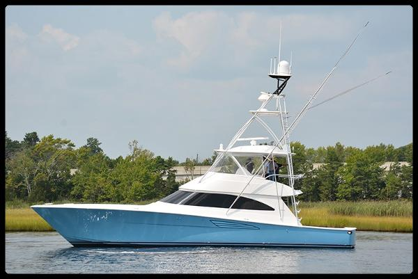 Viking 58 Convertible (TBD)