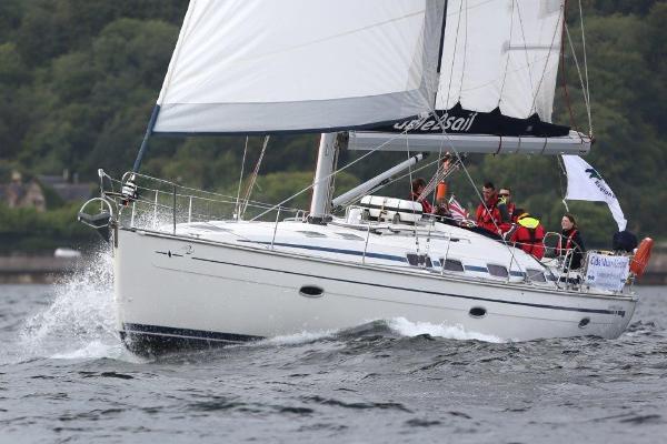 Bavaria 46 Sailing