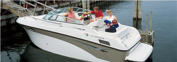 Crownline 242 CR Manufacturer Provided Image
