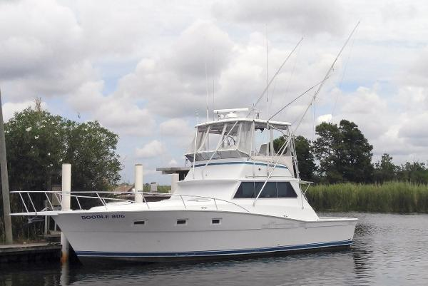 Viking 40 Flybridge