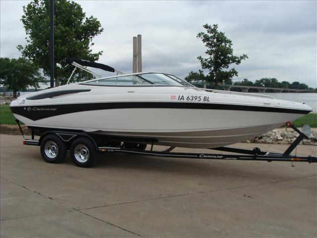 Crownline BOWRIDER 23 SS