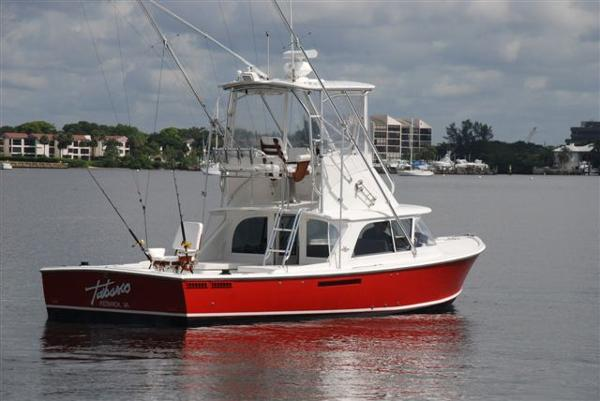 Bertram 31 Sportfisher TABASCO profile