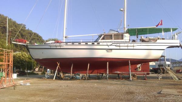 Custom Ketch 24 M