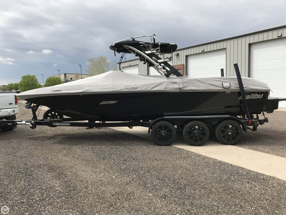 Malibu Wakesetter 24 MXZ 2013 Malibu Wakesetter 24 MXZ for sale in Longmont, CO