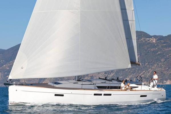 Jeanneau Sun Odyssey 479 Manufacturer Provided Image