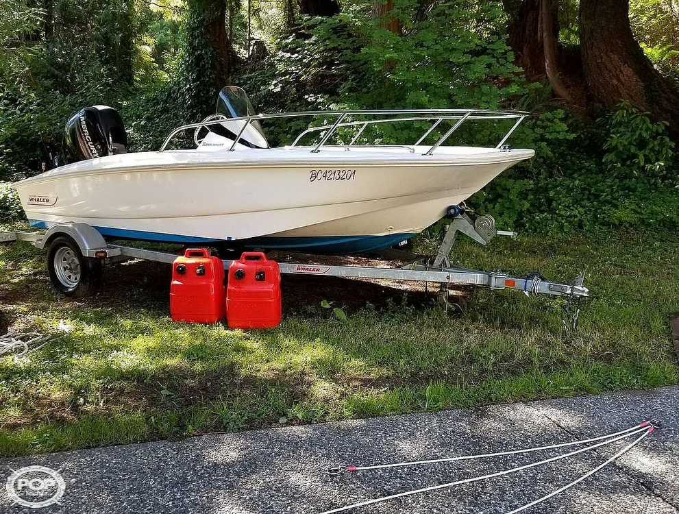 Boston Whaler 150 Super Sport 2014 Boston Whaler 15 for sale in West Vancouver, BC