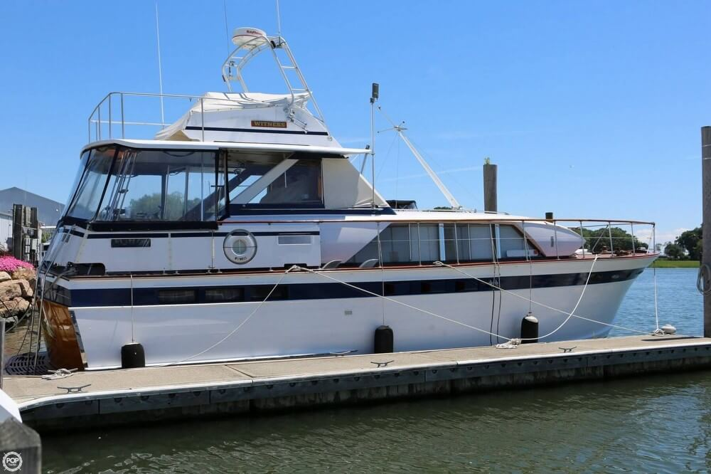 Chris-Craft 45 Constellation 1967 Chris-Craft 45 Constellation for sale in Branford, CT