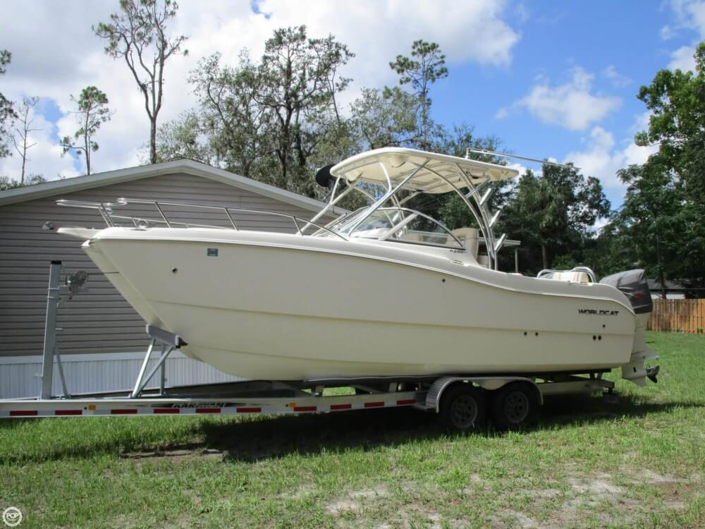 World Cat 255 DC 2016 World Cat 255 DC for sale in Ramrod Key, FL