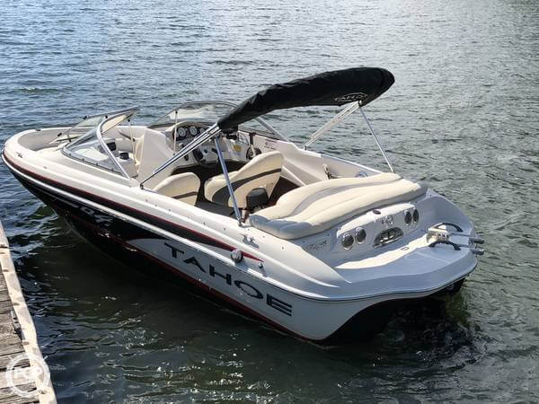 Tahoe 18 Q4i 2014 Tahoe 18 Q4 SSI for sale in Brownsboro, AL