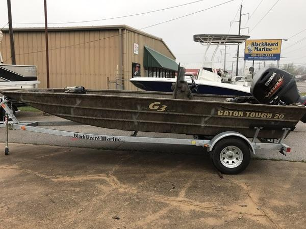 G3 Boats Gator Tough 20 CC