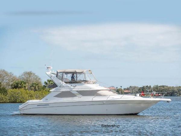 Sea Ray Express Cruiser Profile - Sistership