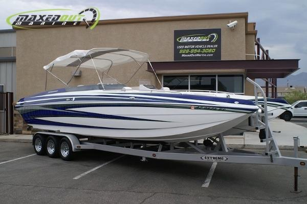 Howard Custom Boats Sportdeck